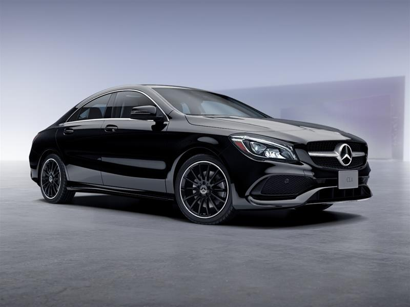 New 2018 mercedes benz cla cla250 coupe in markham for Mercedes benz cla250 4matic