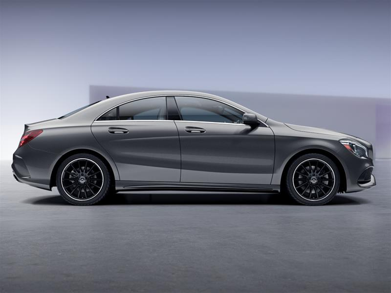New 2018 mercedes benz cla cla250 coupe in markham for Mercedes benz cla 2018 price